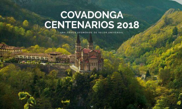 Lista de actos previstos  Covadonga Centenario 2018