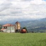 Camín de Covadonga. 2ª Etp. Villaviciosa-Llames de Parres