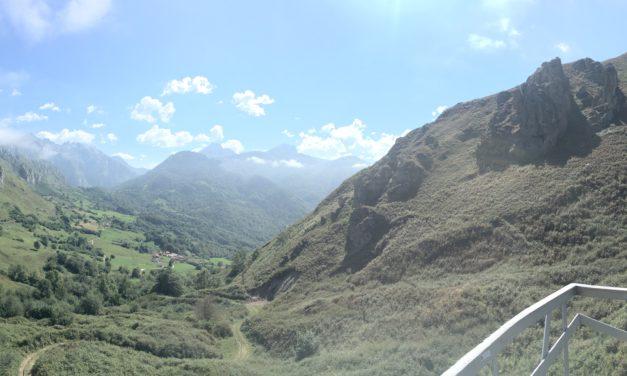 CAMINO REAL DE AMIEVA. 2ª Etp. Amieva- Covadonga